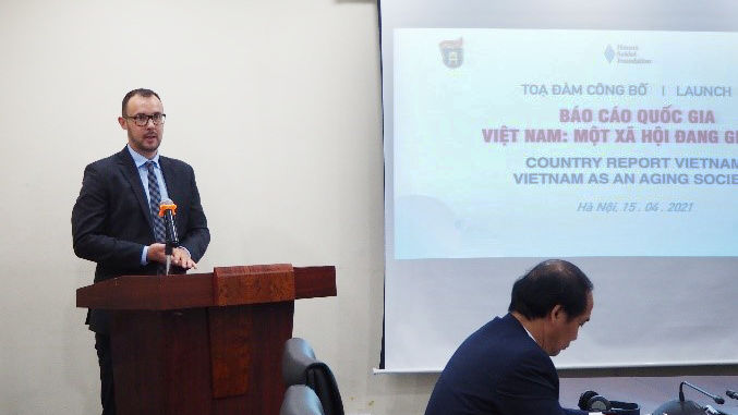 Launch of the Country Report 2020: Vietnam as An Ageing Society