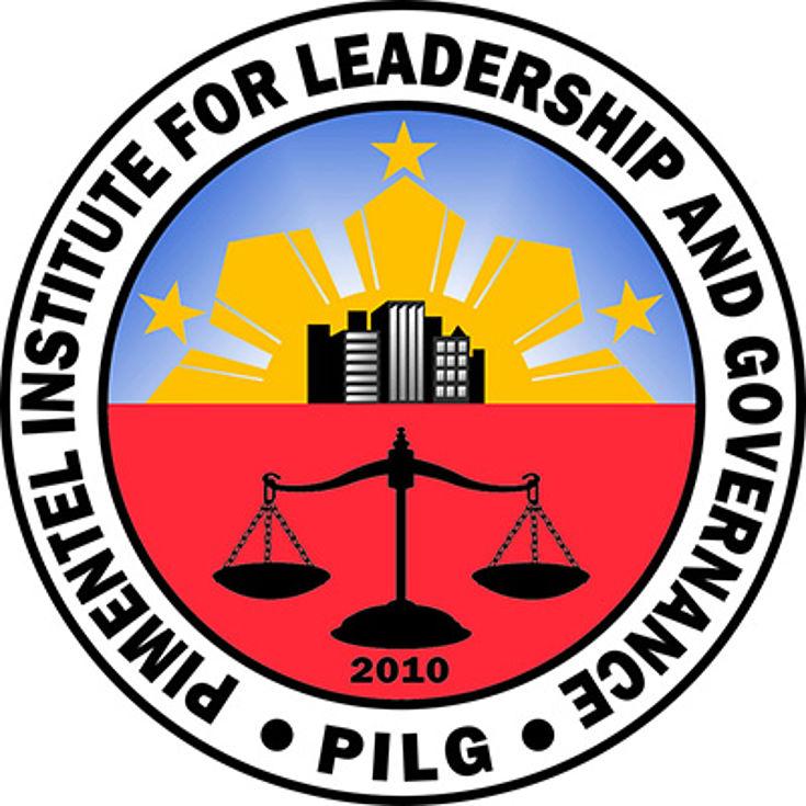 Pimentel Institute for Leadership and Governance Logo