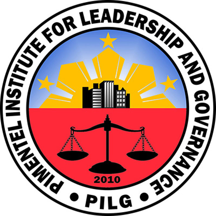 Pimentel Institute for Leadership and Governance Logo
