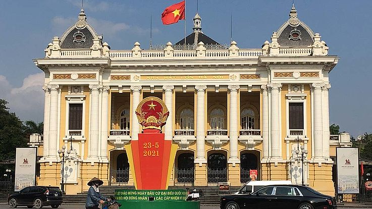 National Elections in Vietnam