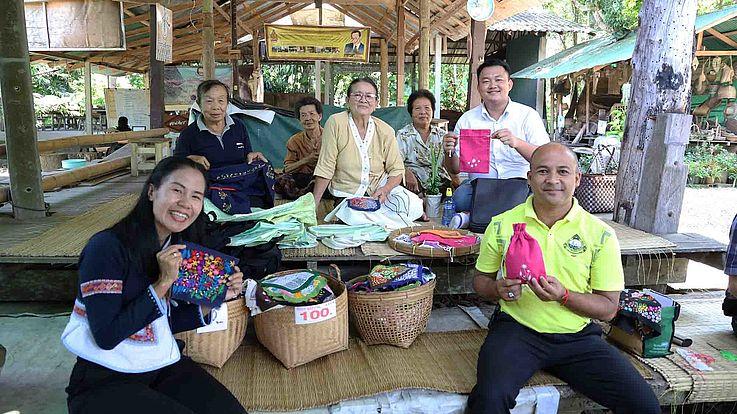 Social Entrepreneurship Development Programme, Phayao province