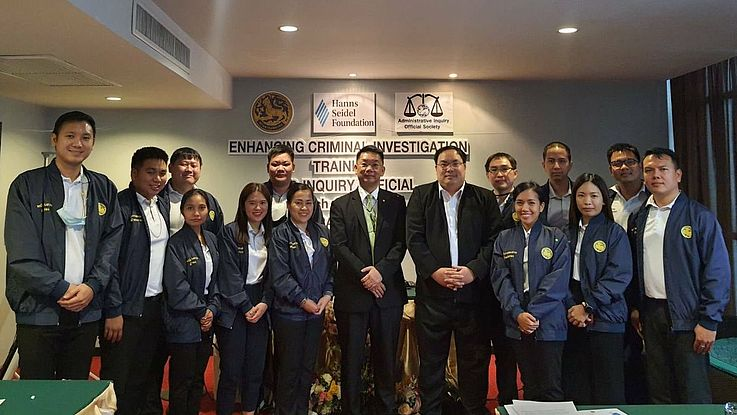 Workshop on Enhancing Criminal Investigation Training for Inquiry Official