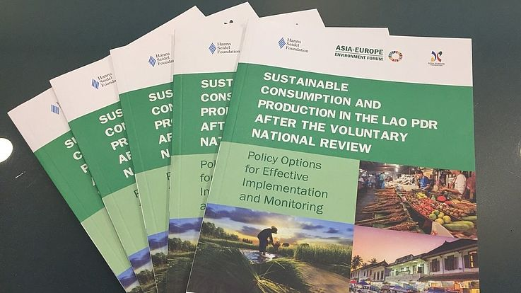 Sustainable Consumption and Production in the Lao PDR