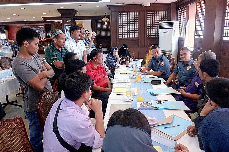 Community Dialogue on Common Legal & Justice-related Issue and Concerns of Muslim Filipino Communities in Northern Mindanao