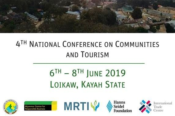 The conference will take place in June