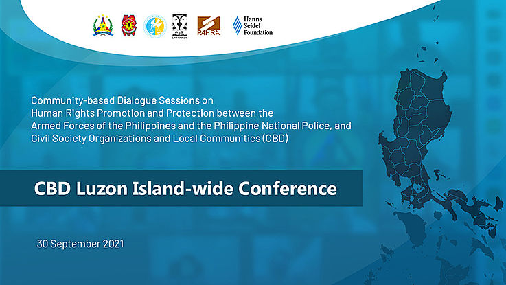 CBD holds Luzon Island-wide Conference