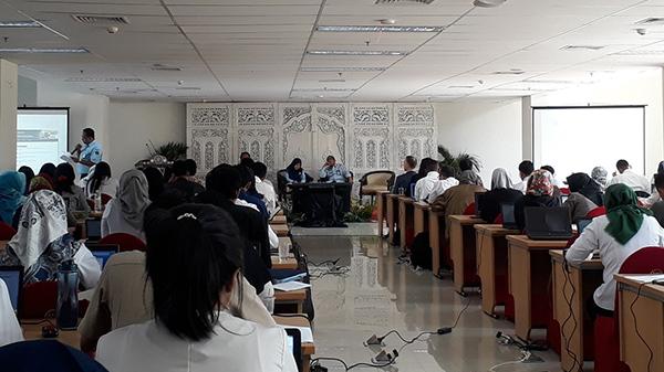 120 staff members took part during the seminar