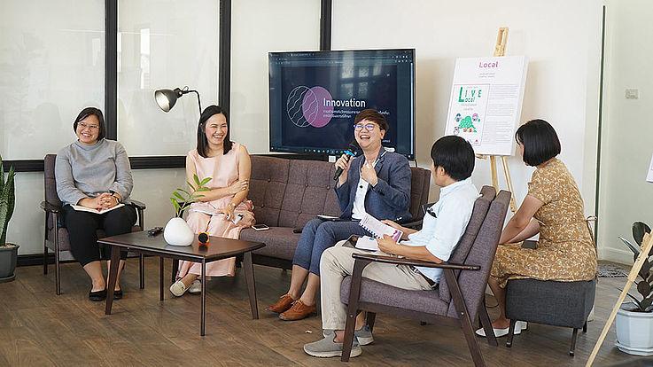 "Seminar on ""LIVE Book Series: Local Innovation for Versatile Entrepreneurship"""