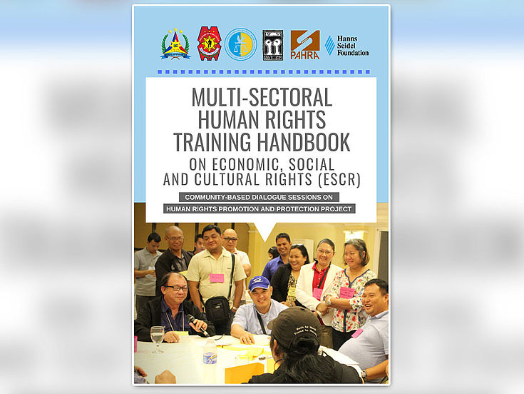 Multi-sectoral Human Rights Training Handbook on Economic, Social and Cultural Rights (ESCR) Publication