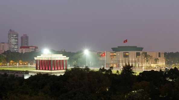 The National Assembly, Hanoi