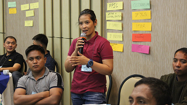 2nd leg of the Multi-sectoral Training on Economic, Social and Cultural Rights (ESCR) covering Northern Mindanao (Region 10)