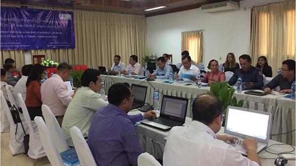 active discussion between participants