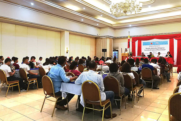 Forum on Federalism in Davao City