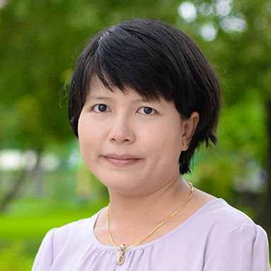 Project Secretary: Chan Mya Nyein (Chan Chan)