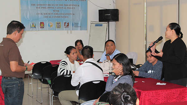 "Regional-Level Policy Dialogue tackles ""Federalism and Charter Change"""