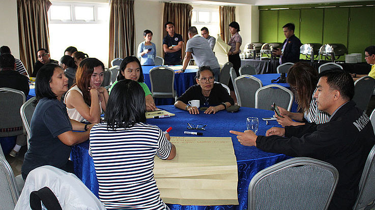 CBD holds Training of Trainers on Economic, Social and Cultural Rights