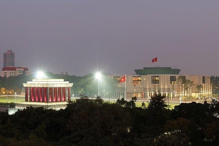 National Assembly, Ho Chi Minh City