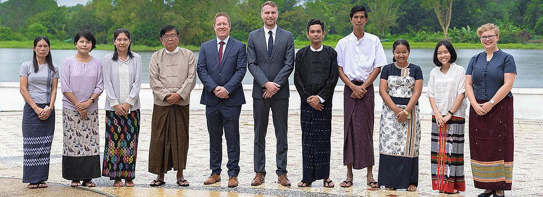 HSF Myanmar Team