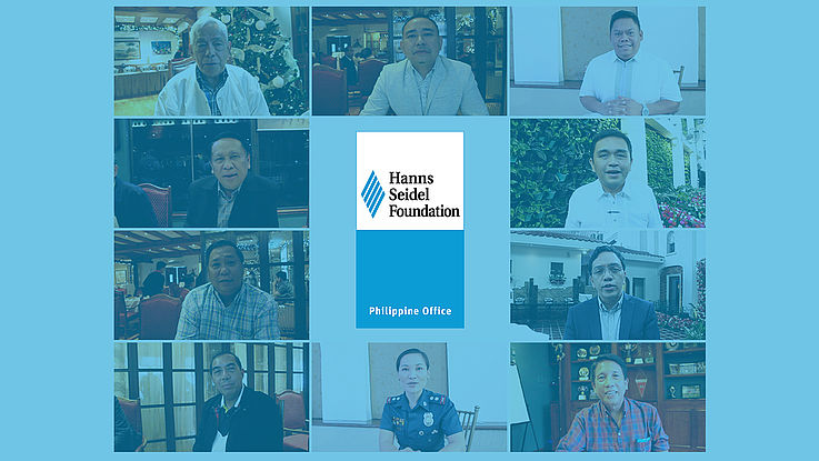Project Partners of the Hanns Seidel Foundation in the Philippines