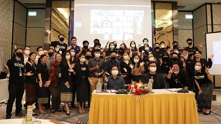 ECOTHON in Lao PDR 2021: Business Idea Competition for Sustainable Consumption and Production