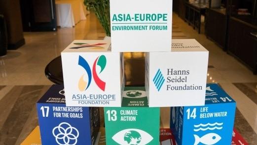 Hanns Seidel Foundation receives ASEF Diversity Creates Award