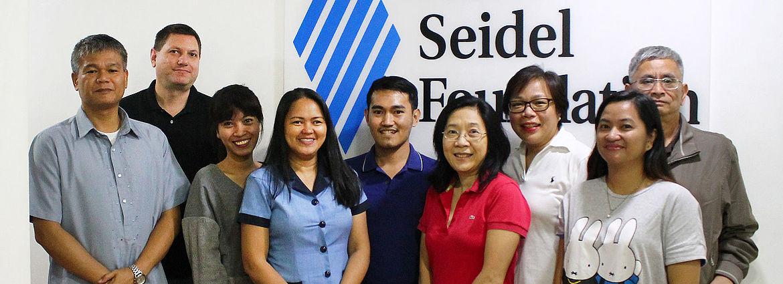 Hanns Seidel Foundation Philippines Team