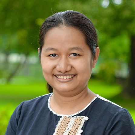 Project Manager Naypyidaw: Mya Thet Nwe (Chili)