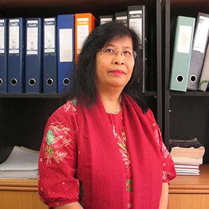 Program Coordinator (Police and ASEAN): Nila Puspita