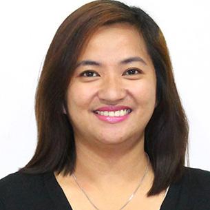 Senior Accountant & Administrative Specialist: Lalaine Avelino