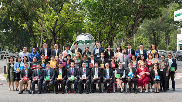 Group picture of conference participants
