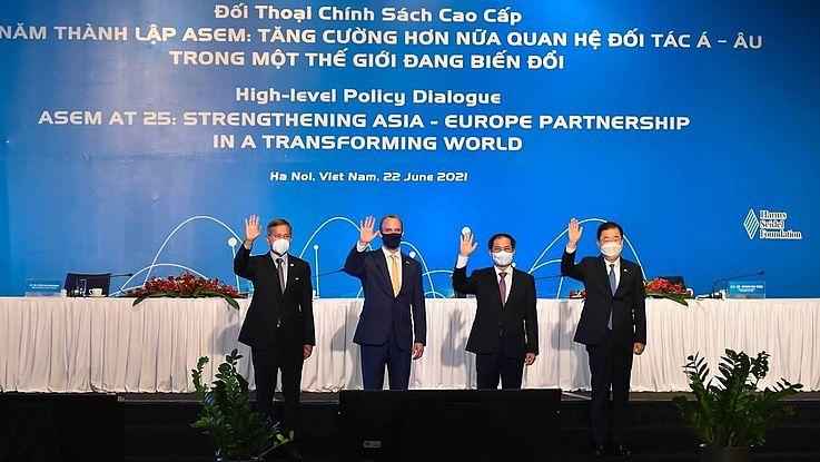 ASEM at 25: Strengthening Asia – Europe Partnership in a Transforming World