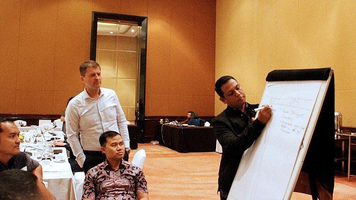 Brainstorming Session of BIPA Alumnis