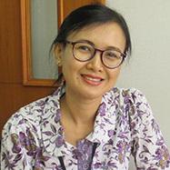 HRD & Finance Manager: Made Kurniati