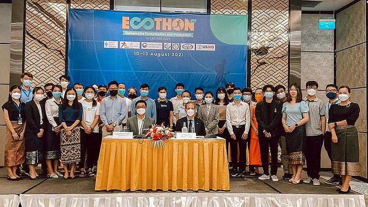 ECOTHON in Lao PDR 2021