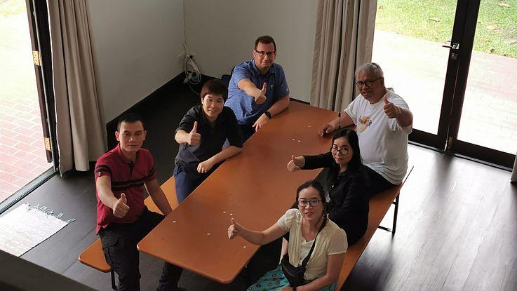 Hanns Seidel Foundation Thailand's Relocation