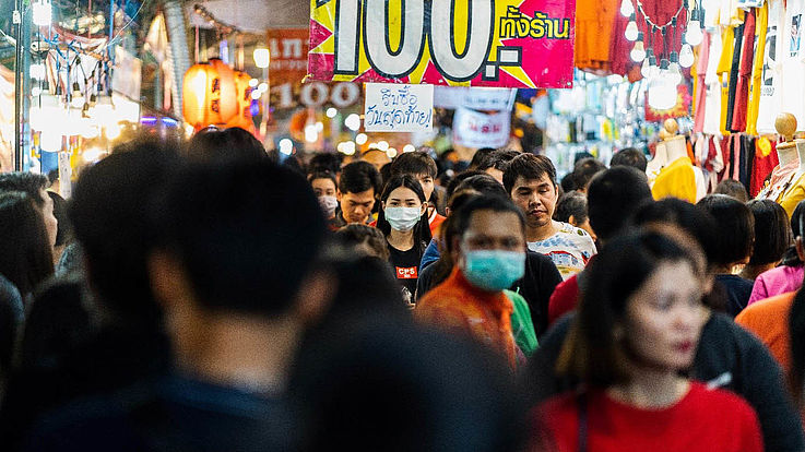 """""""Thailand's COVID-19 Struggle: Conditions, Consequences, Revelations"""" by Henning Glaser"""